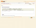 Онлайн html редактор. FCKeditor online (demo).